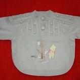 Детское пончо ф.Disney baby на ребенка до 3лет