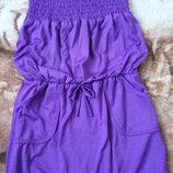 классное летнее платье - сарафан