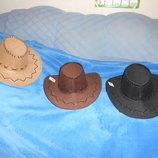 Шляпа ковбойская Новая