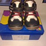 Детские деми ботиночки размер 24