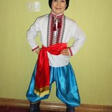 Костюм Українця на 4-6 років. Прокат