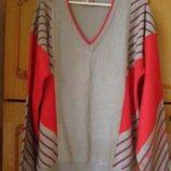 Качественный мужской свитер полувер Gabicci, L