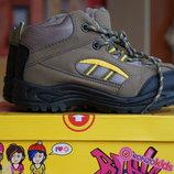 Ботинки демисезонные защитные для мальчика новые р. 35, 36, 37, 38, 39