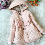 куртка курточка детская пальто на девочку