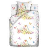 Купить детское постельное белье, Комплект Птичка