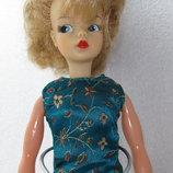 Редкая винтажная кукла Ideal Toys Тэмми раритет Япония 60г.