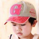 КРУТАЯ 1-7лет кепка бейсболка детская мальчика девочку