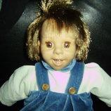 Характерная коллекционная кукла Испания 40 см