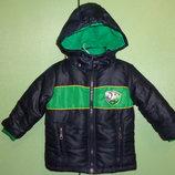 Деми куртка Lupilu 86 размер 12-18мес . Новая. Сток.