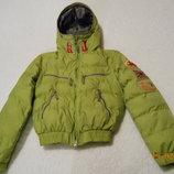 Куртка-Пуховик детская KEJO, р.XS 160 -165 .
