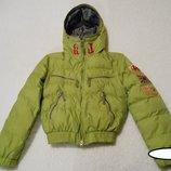 Куртка-Пуховик детская KEJO, р. 160 XXS .