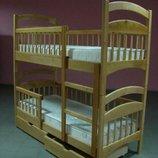 Двухъярусная кровать-трансформер Карина Люкс