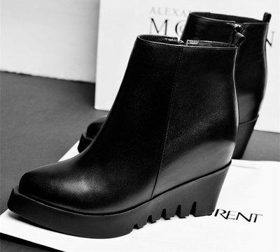 1218aa7a Крутые ботинки на танкетке Zara. Реал. фото: 1200 грн - женские ...