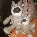 Boofle. Коллекционная игрушка Собачка Буффи Англия кукла