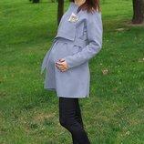 Пальто кардиган для беременных