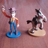 Продам комплект герое мультфильма Toy story