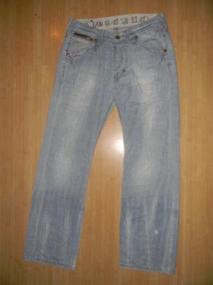 джинсы мужские G- star летние 32х34 б/у