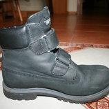 Продам ботинки нубуковые Tiflani Waterproof р.33. Состояние отличное. Длинна стельки 21см.