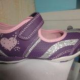 Демисезонные туфли 32 р. 20,2 см. Arial демі, весенние, весна, осень, туфлі, ариал