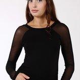 Реглан лонгслив футболка с длинным рукавом для беременных
