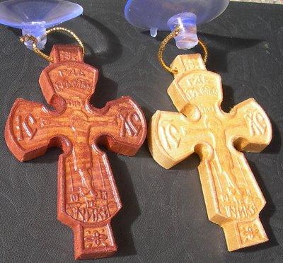 Крестики православные деревянные нательные