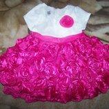 платье, пышное платье, нарядное платье