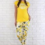 Летние брюки штаны для беременных длины 7/8 Dioni в трех цветовых решениях