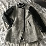 Куртка пальто р.S