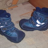 Зимние термо ботинки BAMA tex 22 р