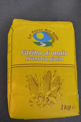 Полента - кукурузная крупа 1 кг Италия