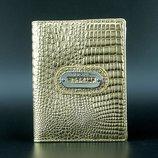 Обложка кожаная для автодокументов Versace 23531a