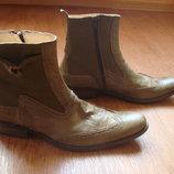 Супер итальянские ботинки Vero Cuoio