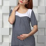 Свободная туника для беременных