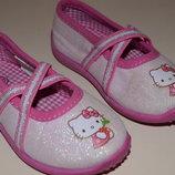 Балеточки - Sanrio Hello Kitty.
