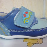Кожаные туфли 19-22 р. на мальчика, весенние, туфлі, осенние, кроссовки, кросовки, кросівки, хлопчик