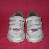 Кожаные кроссовки Clarks - 24 размер - 7 G