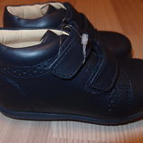 Кожаные ботинки фирмы Chicco 23 ,22,21,20 разм