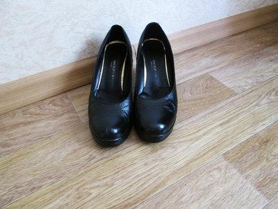 86bf486d7 Продам женские кожаные осенние туфли: 350 грн - женские классические ...