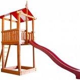 Детская игровая площадка,игровой комплекс для дачи BL-1