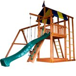 Игровой комплекс,детская игровая площадка BL-6