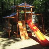 Детская игровая площадка,игровой комплекс BL-7