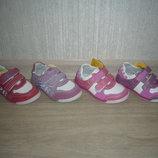 Спортивные туфли кроссовки для девочек Clibee, р-ры 22-26