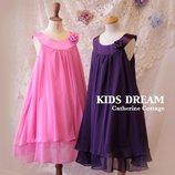 Нарядное платье сарафан для юной леди 80-90 рост