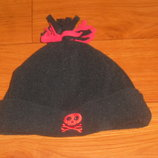 шапка флис на ог 51-53