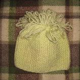 шапка на девочку от 3-5-ти лет