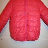 Шикарные демисизонные курточки для девочек