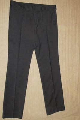 Очень стильные тонкие шерстяные брюки- бедровки MEXX.Голландия. 34 р