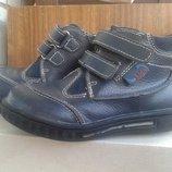 Демисезонные ботиночки на мальчика размер 25 по стельке 16/16,5 мс