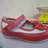 Демисезонные туфли 25,26 р. на девочку демі, весенние, весна, осень, осенние, туфлі