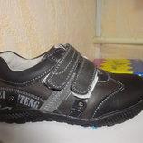 Демисезонные туфли-кроссовки 37 р. 23,3 см. демі, туфлі, весенние, весна, осенние, осень, кросівки